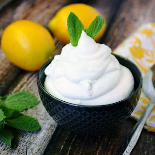 Clean Eating Vegan Lemon Mousse (Vegan, Gluten-Free, Dairy-Free, Egg-Free, Paleo-Friendly, No Refined Sugar)