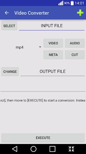Video Converter ARMv8 Codec 3.0 screenshots n 1