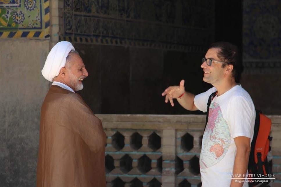 Dia 18 – Esmagados pela grandiosidade de ISFAHAN, no Irão 🇮🇷 | Crónicas do Rally Mongol