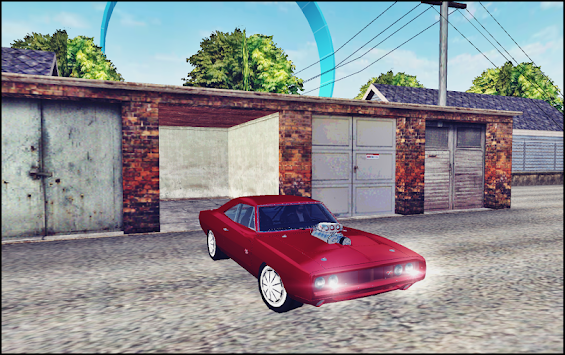 Charger Drift & Driving Simulator apk screenshot
