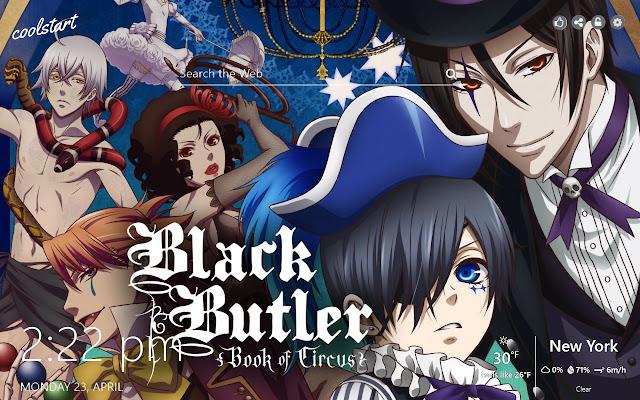 Black Butler HD Wallpapers Manga Theme