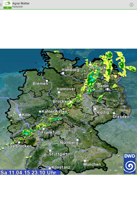 Bayer 3 Wetter