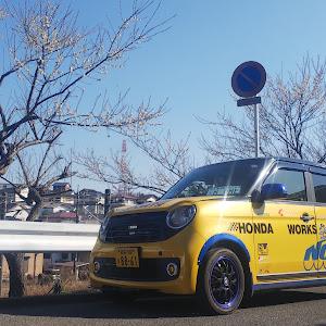 N-ONE JG2 プレミアム・ツアラー  /Lパケ4WDターボのカスタム事例画像 金ちゃん【N-ONE】さんの2021年02月21日20:29の投稿