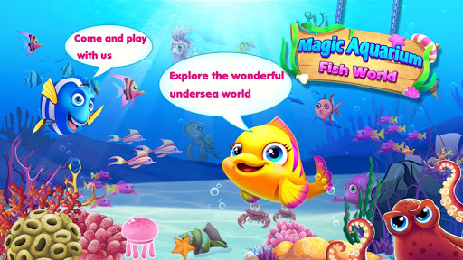 Magic Aquarium - Fish World 1.1.3181 gameplay | by HackJr.Pw 1