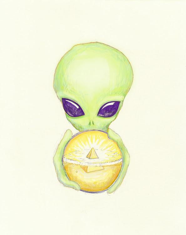 Logo of Logboat Alien Gold