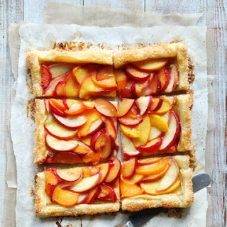 Easy Summer Tart.