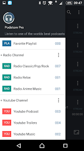 PodStore - Podcast Player- screenshot thumbnail