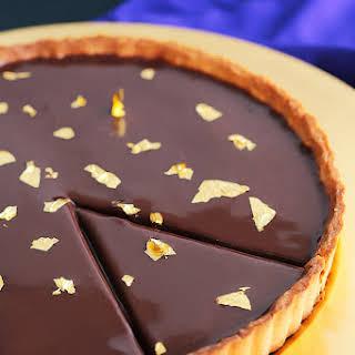 Luxurious Nutella Tart.