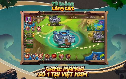 Code Triche Tứ Hoàng Làng Cát - Tu Hoang Lang Cat  APK MOD (Astuce) screenshots 5