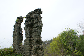 Bukisciche tvirtovės griuvėsiai