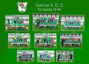 Photo: Categorías 2015-2016