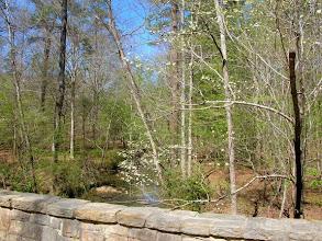 Photo: Crossing creek on Graylin