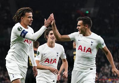 Tottenham enchaine et se replace au classement