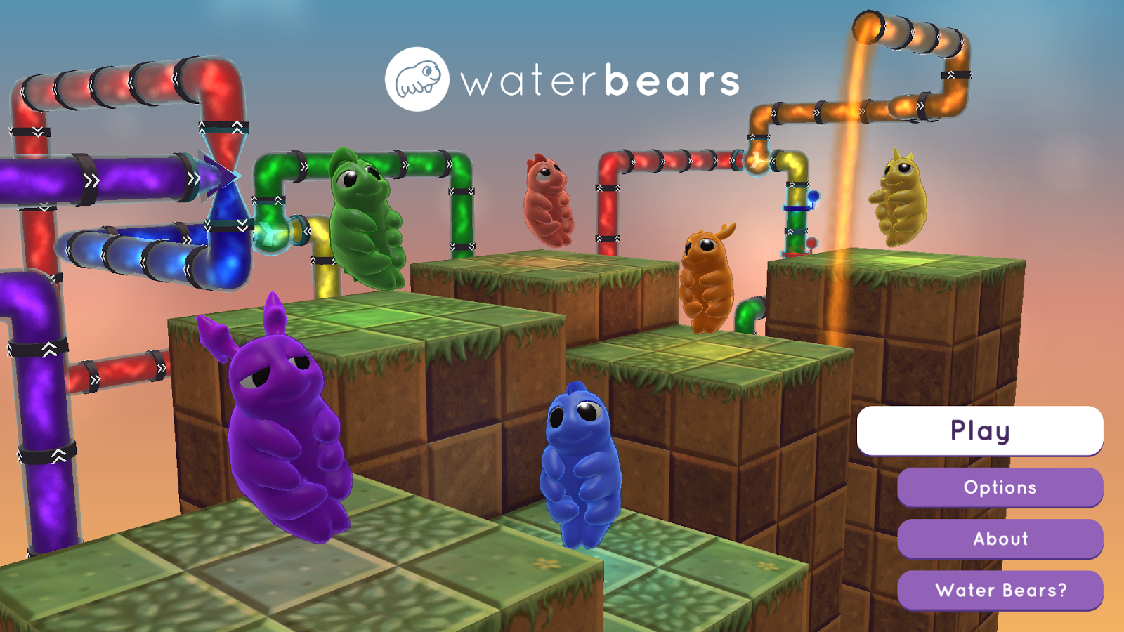 Water Bears- screenshot
