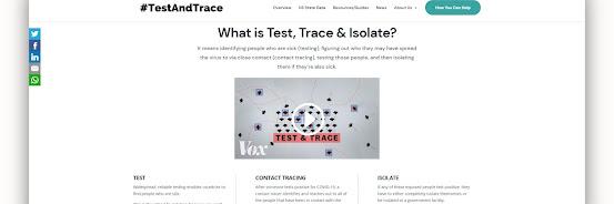 #TestandTrace Virtual Summit