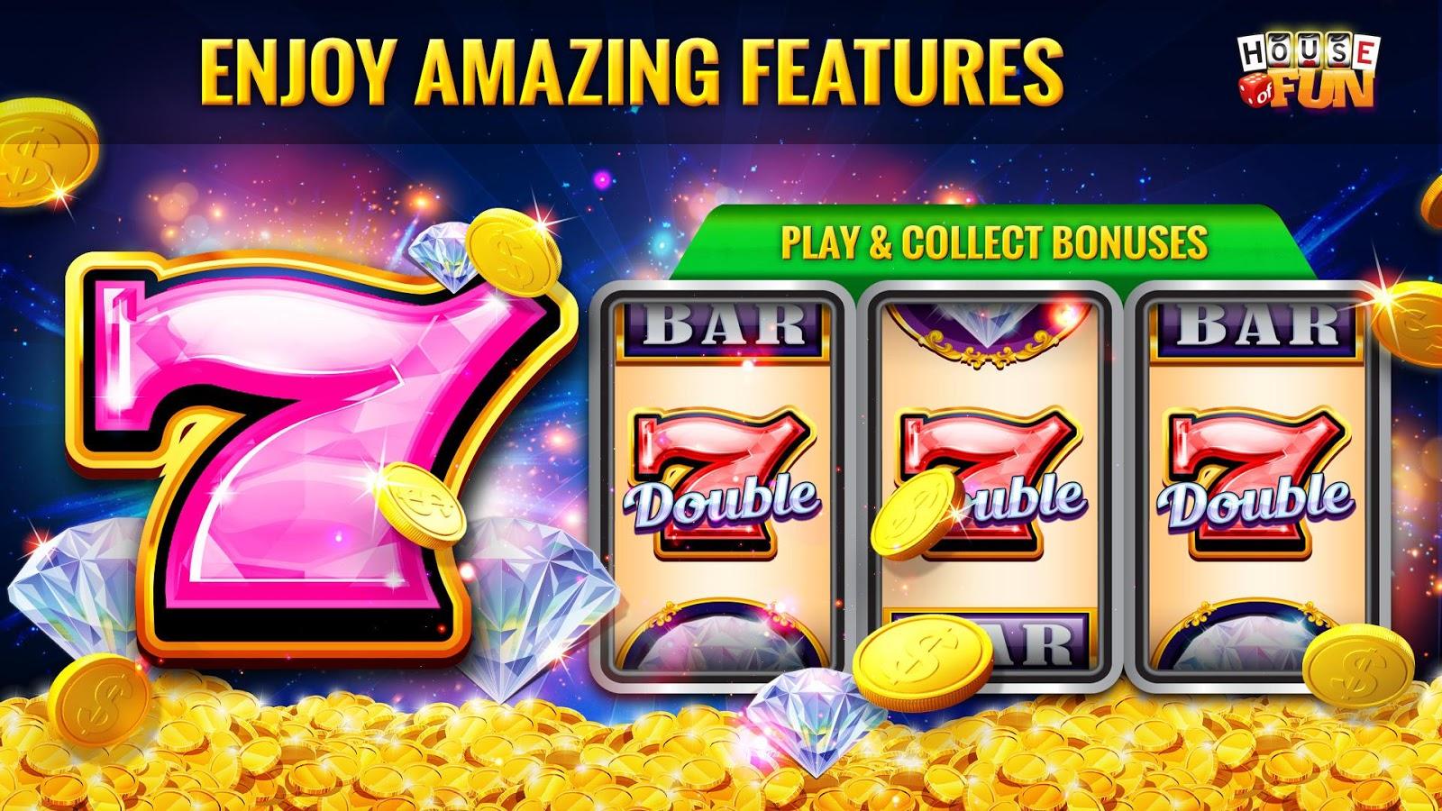 slots-house of fun-free casino