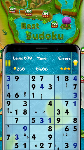 Best Sudoku (Free) 4.0.3 screenshots 8