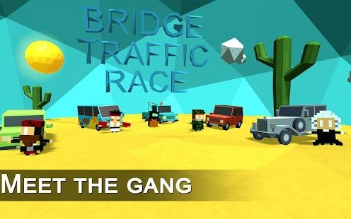 Bridge Traffic Race ? - náhled