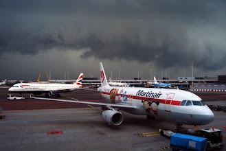 Photo: 18 juni 2006 naderend noodweer
