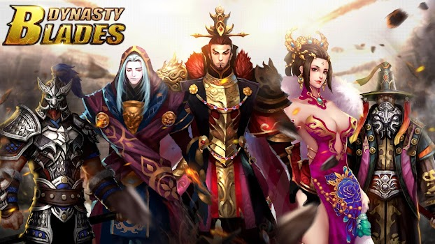 Hack Game Dynasty Blades: Warriors MMO