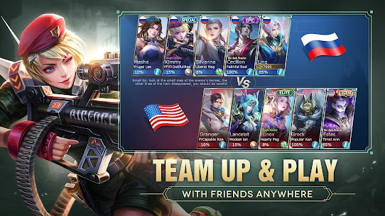 Mobile Legends: Bang Bang MOD APK (Unlimited Diamonds) 2