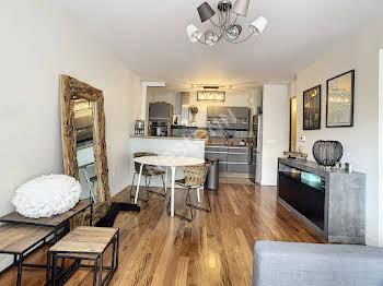Appartement meublé 4 pièces 83,85 m2