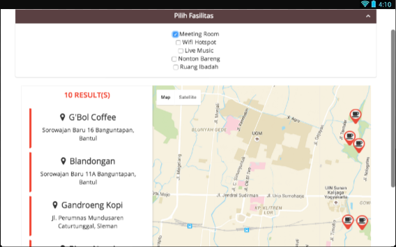 Jogja Kongkow- screenshot
