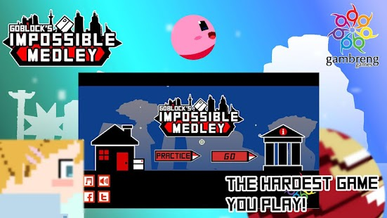 GoBlock's Impossible Medley- screenshot thumbnail
