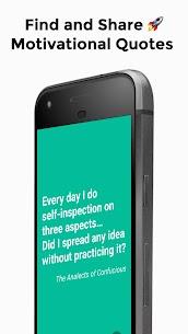 Motivation 365 : Daily Motivation & inspiration – Android Mod + APK + Data 1