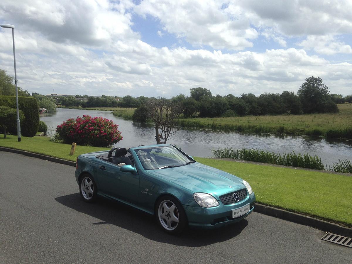 Mercedes-Benz Amg Slk Hire Leicester
