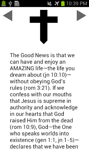 God Is Good App
