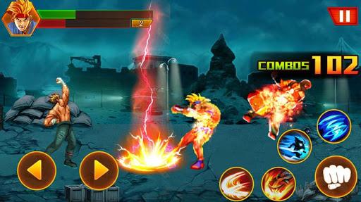 Street Boxing kung fu fighter 1.0.0 screenshots 4