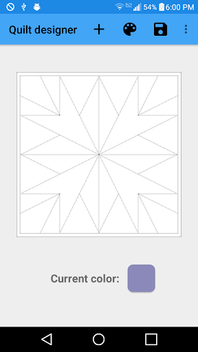Morning Star Barn Quilt Designer 5.0 screenshots 1