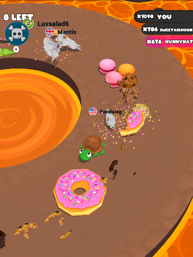 Snack.io filehippodl screenshot 7