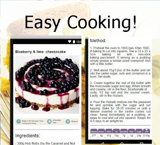 Dessert recipes screenshot 3