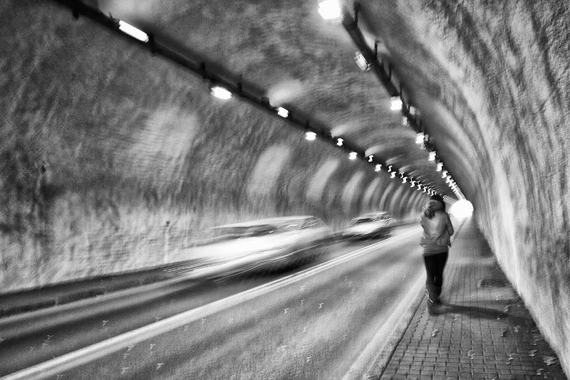 fuga dal tunnel di Delia-B