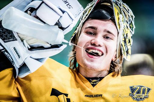Kristian Tamminen on esiintynyt vakuuttavasti A-nuorten maalilla.