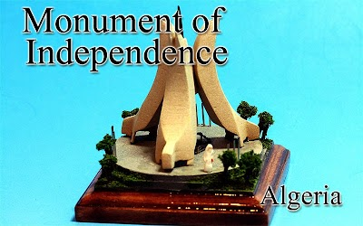 Monument of Independence -Algeria-