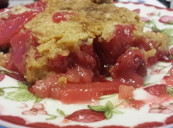 Cherry Limeade Dump Cake Recipe