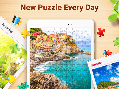Game Jigsaw Puzzles - Puzzle Game APK for Windows Phone