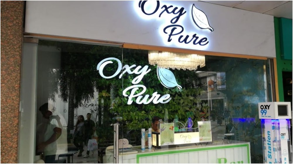 Cost and Timings at Oxypure Oxygen Bar, saket