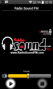 Rádio Sound FM- screenshot thumbnail
