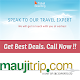 Download MaujiTrip - Flights Hotels Trains Bus For PC Windows and Mac