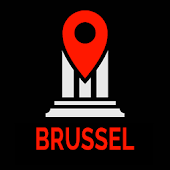 Brussel Reisgids Offline Map