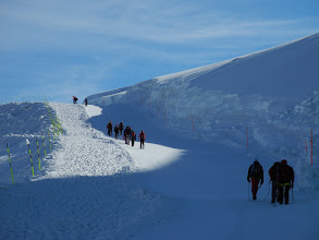 Photo: Verso il Colle dei Breithorn