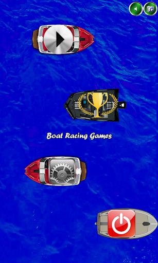 Boat Racing Games