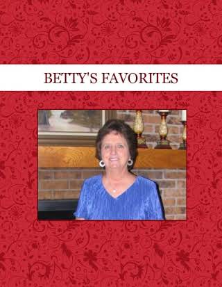 BETTY'S FAVORITES