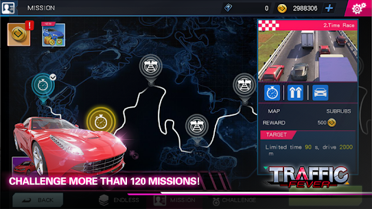 Traffic Fever-Racing game 6