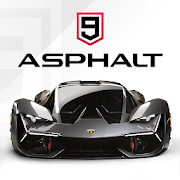 Icon Asphalt 9: Legend
