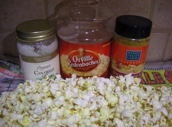 Movie Theater Popcorn At Home Recipe
